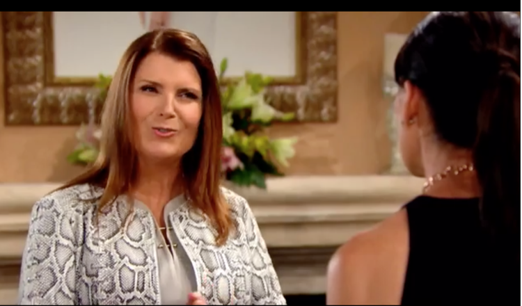 The Bold and the Beautiful Weekly Spoilers July 17 to 21: Sheila Troublemaking Continues - Steffy Confronts Quinn - Caroline Wants Thomas Back