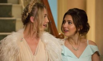 EastEnders Spoilers: Walford Prom Horror – Louise Mitchell Attacked With Acid?
