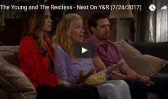 WATCH: The Young and The Restless Preview Video Monday July 24