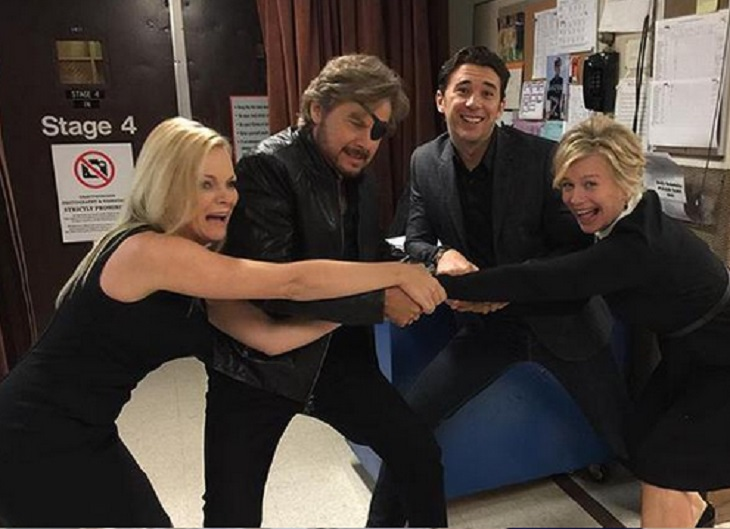 Days Of Our Lives Dool Interview Stephen Nichols Excited To Be Back As Steve Patch Johnson
