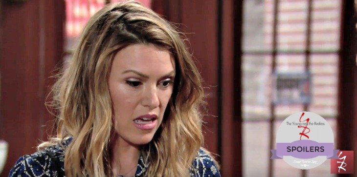 Apologise, but, natalie young and the restless spoilers for that