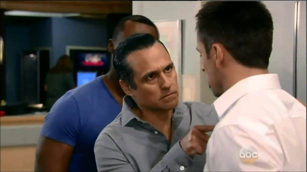 General Hospital spoilers: Sonny confides in Jason, Anna