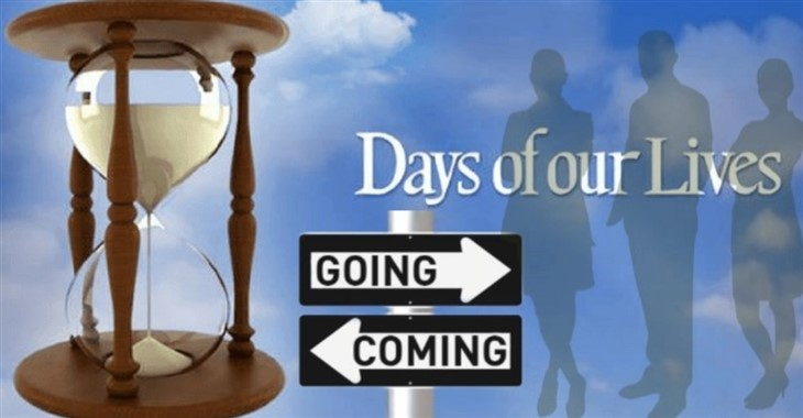 Days Comings And Goings