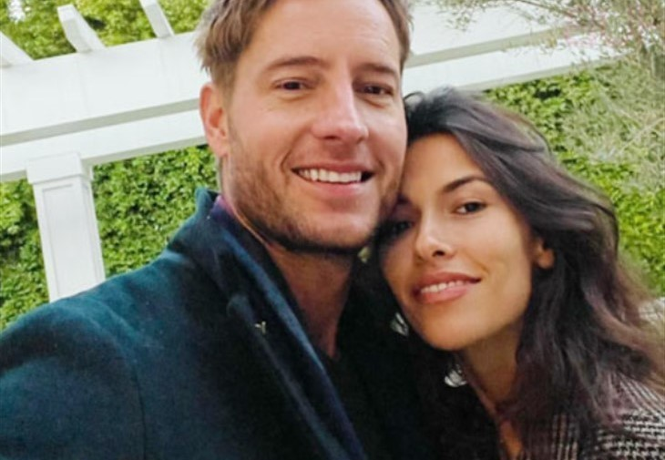The Young And The Restless: Justin Hartley (ex-Adam Newman) , Sofia Pernas