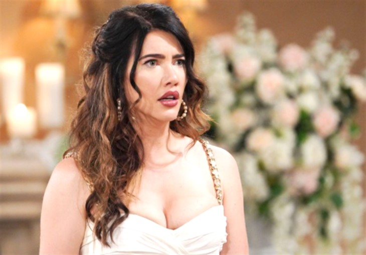 The Bold And The Beautiful: Steffy Forrester Finnegan (Jacqueline Macinnes Wood)